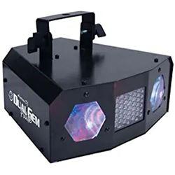 ADJ American DJ Dual Gem Pulse IR Tri Color RGBW Sound Active LED MoonFlower