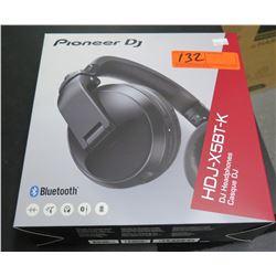 Pioneer DJ HDJ-X5BT-K Bluetooth DJ Headphones