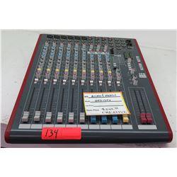 Allen & Heath ZED 12FX Compact Professional Stereo Mixer w/ USB & Effects