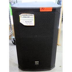 "EV Electro Voice EFX-12P Powered 12"" Speaker"
