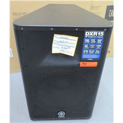 "Yamaha DXR15 15"" Active Performance Speaker"