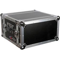Odyssey USA FZ-ER6 Flight Zone Shallow Six Space Special Effects Rack Case