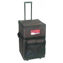 Gator Cases GPA-720 Semi-Rigid Powered Mixer Case