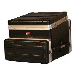 Gator Cases GRC-10X4 10U Top, 4U Side Console Audio Rack