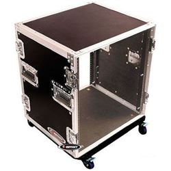 Odyssey USA FZ-AR12W Pro Amplifier Rack Case