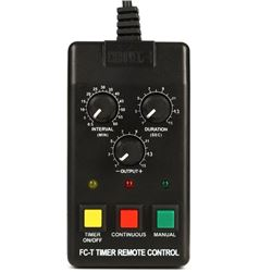 Qty 7 Chauvet DJ FC-T Wired Remote Control and Timer