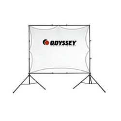 Odyssey USA LTMVSS 1014 Mobile VSS-L Video Projection Screen System