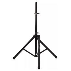 Qty 2 Ultimate Support TS-80B Original Series Aluminum Tripod Speaker Stand