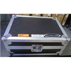Odyssey USA FZ-12MIX Universal 12? Format DJ Mixer Flight Case
