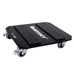 Odyssey USA FZADP Dolly Plate With Four Swivel Casters