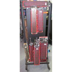 Multiple Misc Raxxess SEC-1, SEC-2, SEC-3 SP Security Covers