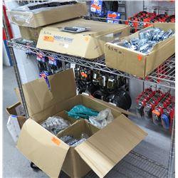 Multiple Misc Penn-Elcom H-7164/22C1568 Strap & Case Handles, Corners, etc