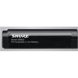 Qty 8 SHURE GLX-D SB902 Rechargeable Lithium Ion Batteries