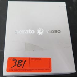 Serato Video 32555 Workflow Video Expansion for Mac/Windows