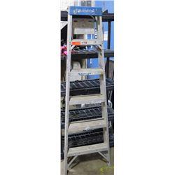 Werner 6 Step Ladder w/ Tray