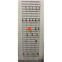 Wall-Mount Wire Racks