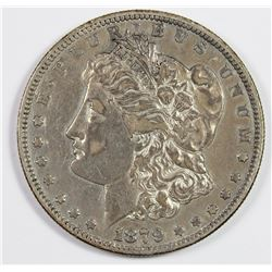 1879-S REV 78 MORGAN DOLLAR
