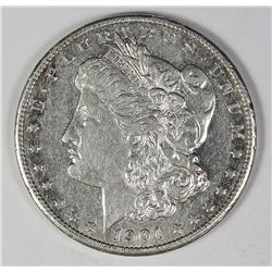 1901-S MORGAN DOLLAR