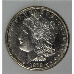 1878-S MORGAN DOLLAR