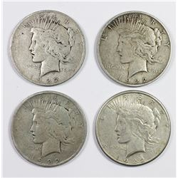PEACE DOLLAR LOT:
