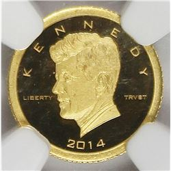 2014 BURLINDI JFK GOLD