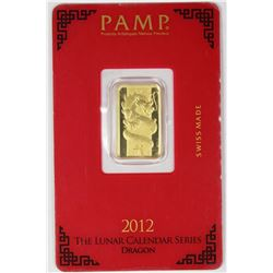 PAMP 5 GRAMS .999