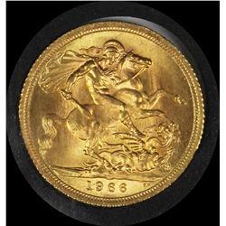 1966 BRITISH GOLD