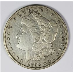 1895-S MORGAN DOLLAR