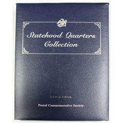 (2) BOOK SET STATEHOOD QUARTERS