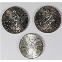 COIN LOT: SEE DESCRIPTION