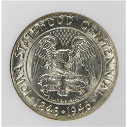 1946 IOWA HALF DOLLAR