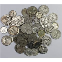 SILVER GROUP LOT