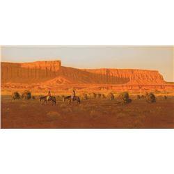 John Jarvis - Red Rock Riders