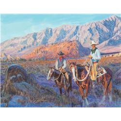 Buckeye Blake - Hunting Wild Cattle