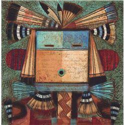 Tony Abeyta - Kachina Mask