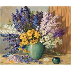 Ben Turner - Larkspur and Daisy