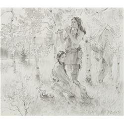R.S. Riddick - Aspen Courtship Song