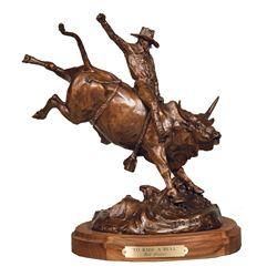 Bob Scriver - To Ride a Bull