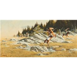 Frank McCarthy - In a Mountain Meadow