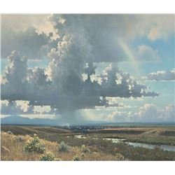 Michael Stack - Approaching Kimmerer in Mid September