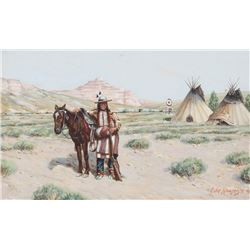 John Hauser - Preparing for the Daily Ride