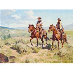 Jim Norton - Cowboys on the Diamond Tail