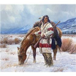 Martin Grelle - On a Winter Hunt