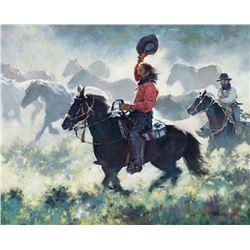 C. Michael Dudash - Mustang Roundup