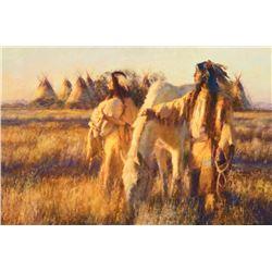 Tom Darro - Cheyenne Family