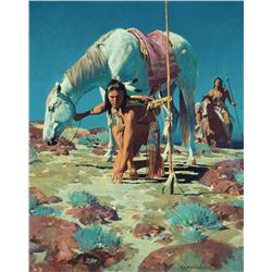 David Mann - The Tracker's Art