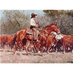 Ray Swanson - The Kid's A Cowboy