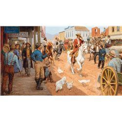 Andy Thomas - Mark Twain Virginia City, NV - 1869