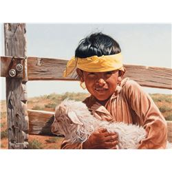 Ray Swanson - Navajo Friends