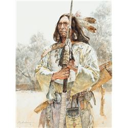 Roy Andersen - Watchers of the Kiowa